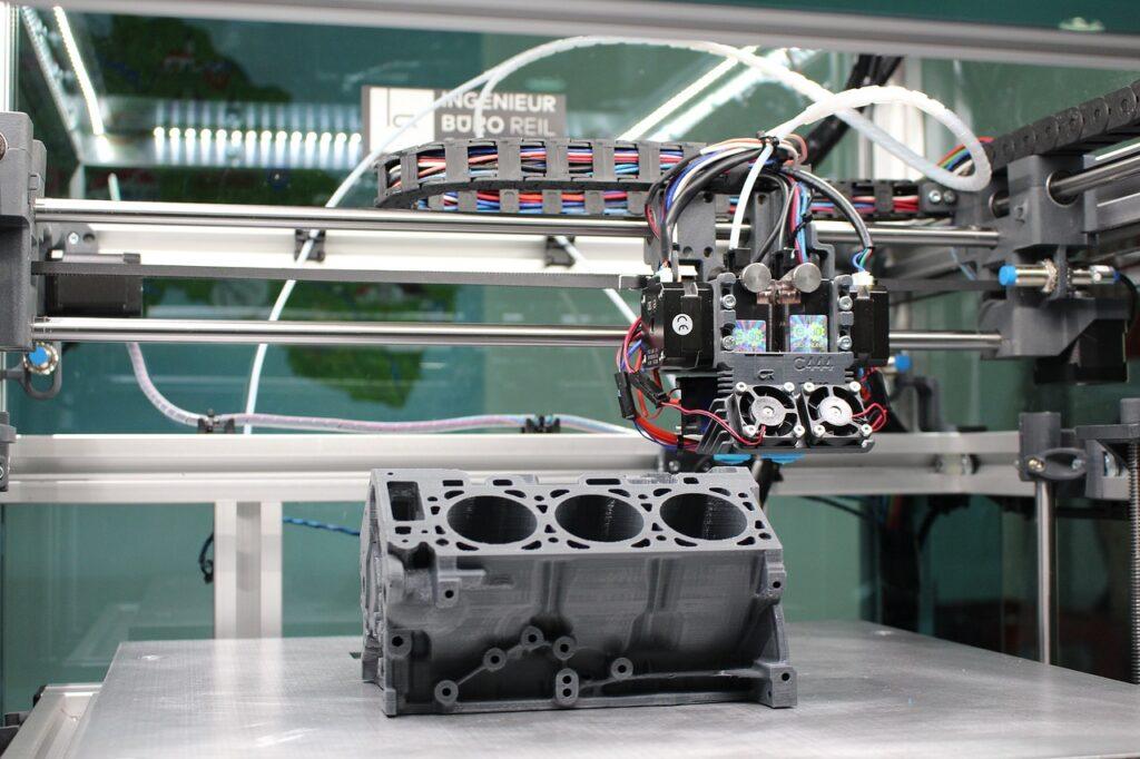 stampa 3D e produzione additiva Emilia Romagna