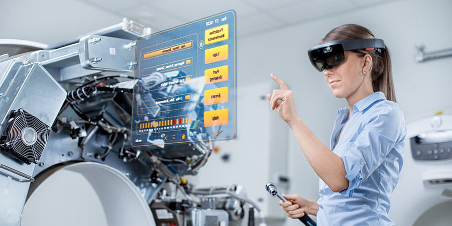 AR in Industrial Manufacturing